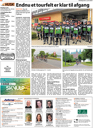 Jyderup Posten 05/06-2019